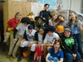 Halloween party in 2009!