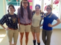 Glen Allen nerds on Nerd Day!