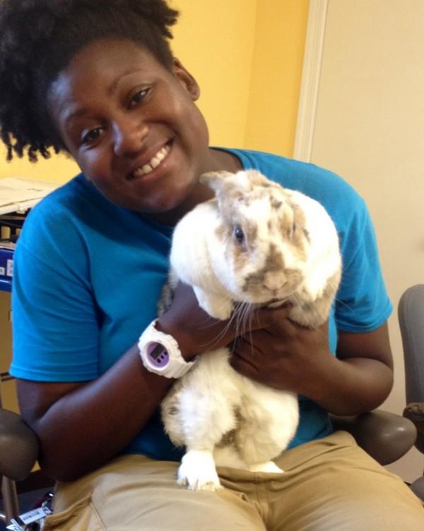 Trixie Bunny!