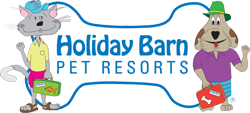 Holiday Barn logo