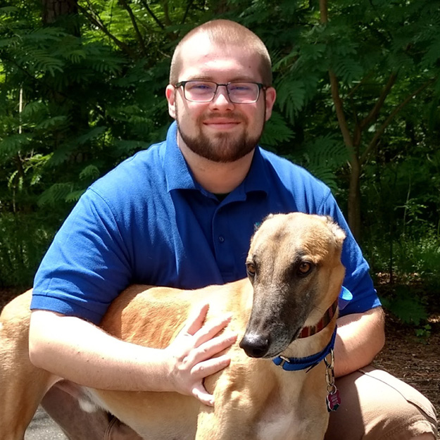 Patrick Hickey is the Pet Care Manager at Glen Allen