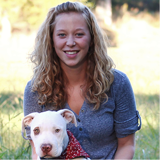 Ashley McGaughey is a Dog Trainer at Glen Allen.