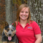 Amanda Nepomuceno - Dog Trainer at South of the James.
