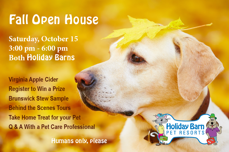 Fall Open House 2016