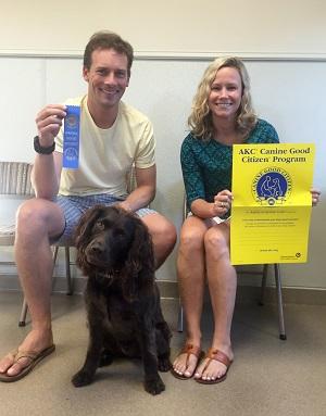 CGC:Canine Good Citizen Blog