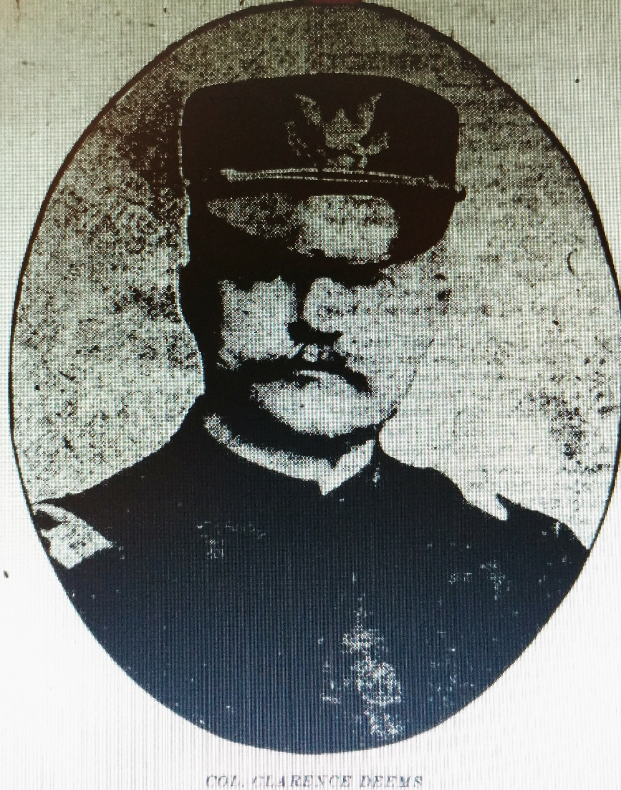 col clarence deems